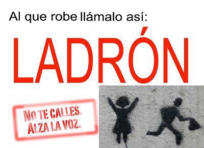 LADRONES DE LETRAS
