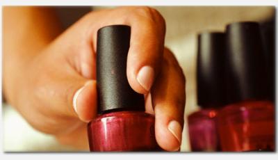 Esmalete de uñas