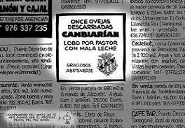 ANUNCIOS POR PALABRAS