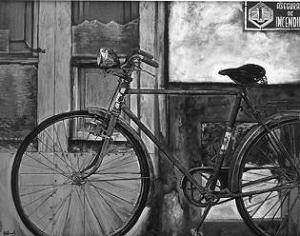 Siempre volvia a casa en bicicleta