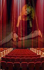 La marioneta de cuerdas rotas