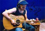 El profesor que hacia zumos de naranjas con la guitarra