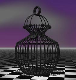 La jaula de mi alma