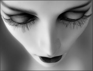 Mujer de los ojos de chocolate...