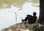 Un gorro de pesca