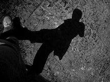 La sombra de tu cuerpo